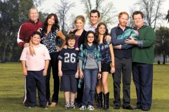 Así era el elenco de 'Modern Family' cuando inició y así es después de 11 temporadas