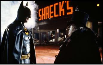 "Michael Keaton as ""Batman"""