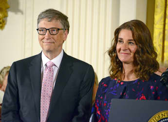 Bill And Melinda Gates Divorcing After Almost 30 Years