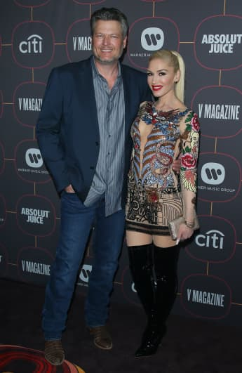 "Blake Shelton Took ""Traditional"" Approach To Gwen Stefani Engagement, Says Source"