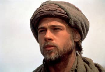 Brad Pitt in 'Seven Years In Tibet' 1997