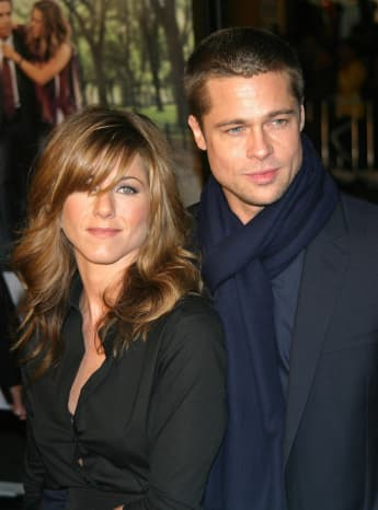 Brad Pitt and Jennifer Aniston Together Again For Star-Studded 'Fast Times At Ridgemont High' Table Read