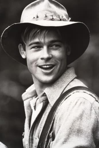 Brad Pitt in 'A River Runs Through It'