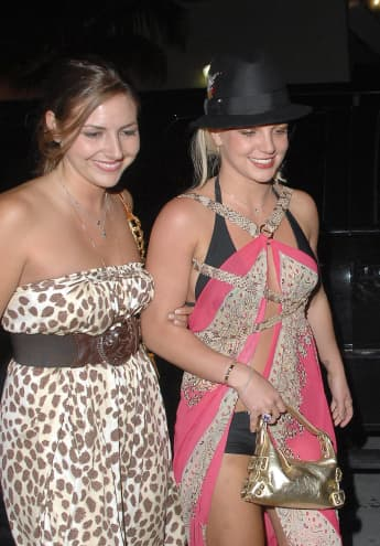 Britney Spears' Assistant and Cousin Says Jamie Spears Threatened Her To Stay Away