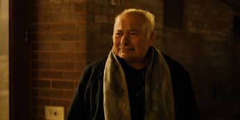 Burt Young in the Netflix series 'Russian Doll'.
