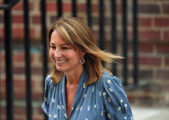 Carole Middleton Shares Cambridge Family Christmas Plans