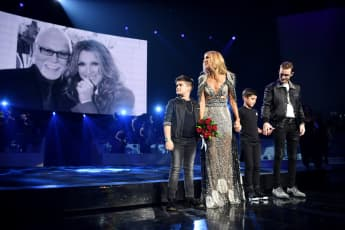 Céline Dion's final performance in Las Vegas