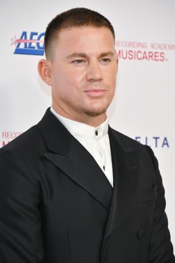 Channing Tatum asiste a MusiCares Persona del año en honor a Aerosmith en West Hall en el Centro de convenciones de los Ángeles el 24 de enero de 2020 en los Ángeles, California