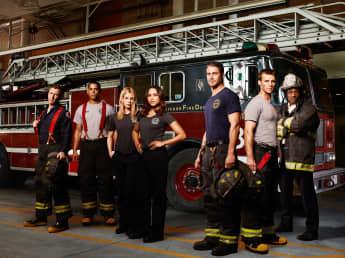 Elenco de la serie 'Chicago Fire'
