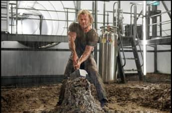Chris Hemsworth in 'Thor' 2011.
