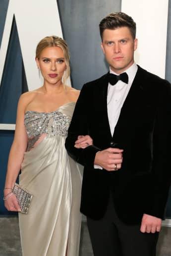 Colin Jost And Scarlett Johansson Are Unsure When To Marry