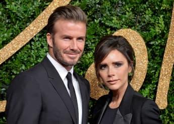 David and Victoria Beckham's Love Story
