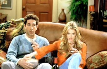 David Schwimmer Ross Friends