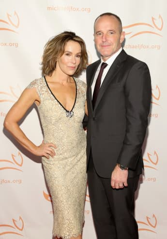 This is Dirty Dancing star Jennifer Grey's husband Clark Gregg