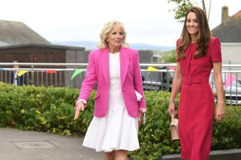 Duchess Kate Pens Op-Ed About Early Child Care With Jill Biden