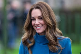 Duchess Kate Thanks Nurses Working At U.K. Hospital In Video Call