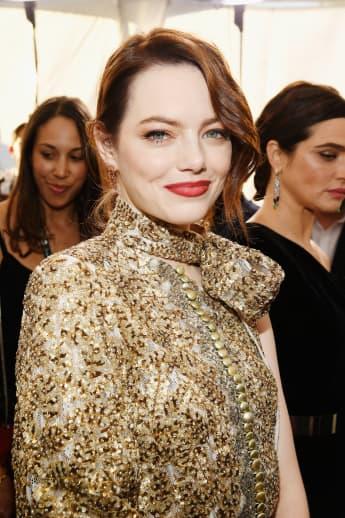 Emma Stone en 2019, en Los Ángeles