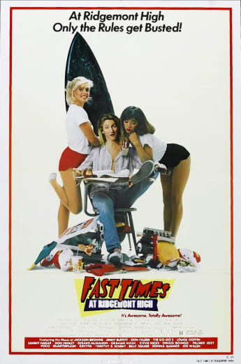 'Fast Times At Ridgemont High' Gets Star-Studded Live Table Read