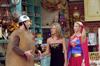 Episodio de Halloween de Friends