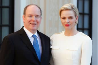 "Princess Charlène ""1000 Percent"" With Prince Albert Amid Marriage Gossip"