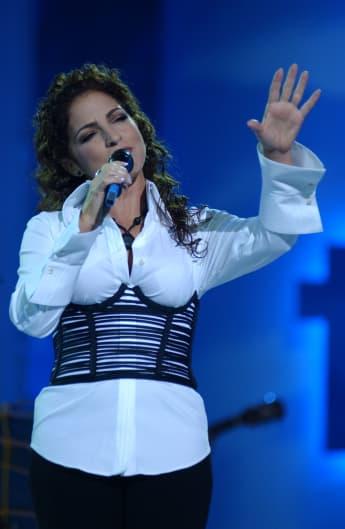 Gloria Estefan en 2003