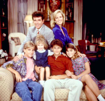 'Growing Pains' Cast now
