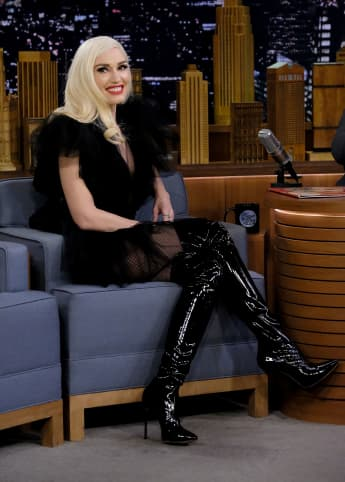 Gwen Stefani Turns Her Hit Songs Country With Jimmy Fallon - Watch The Video Here