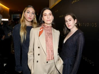 "Haim Features Taylor Swift On New Version Of ""Gasoline"""