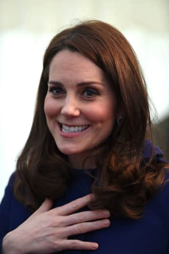 Duchess Catherine visiting Wickford, Essex