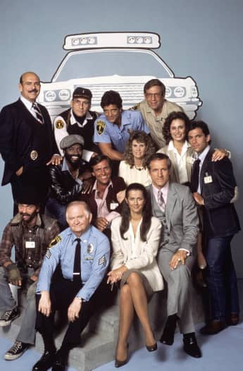 'Hill Street Blues' Cast: Then & Now