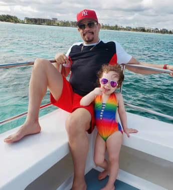 Ice-T y su hija Chanel Nicole