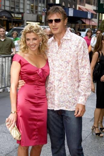 In Memoriam: La trágica muerte de la esposa de Liam Neeson, la actriz Natasha Richardson