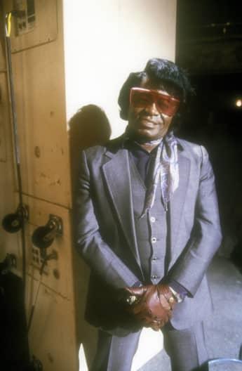 James Brown and 1980.