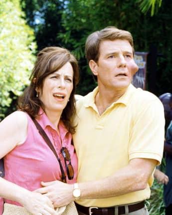 Jane Kaczmarek y Bryan Cranston
