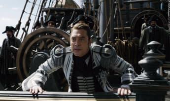 Escena de 'Piratas del Caribe: La venganza de Salazar'