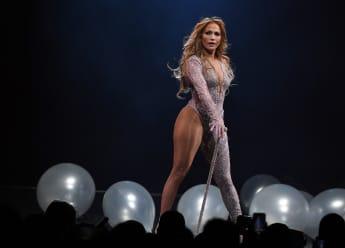 Jennifer Lopez 2021 Bikini Picture On Instagram