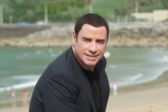 John Travolta en 2012