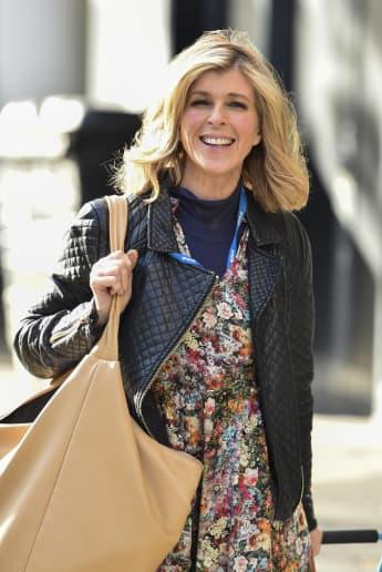 'GMB's' Kate Garraway thanks Prince William and Duchess Catherine