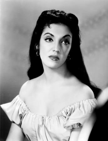 Katy Jurado in 1958's 'The Badlanders'