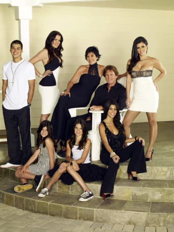 'Keeping Up With The Kardashians'.
