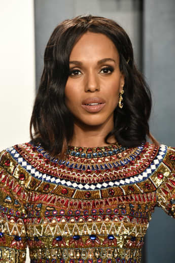 Kerry Washington Talks Her Future Projects And Politics