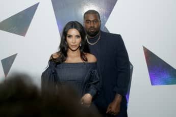 """Kim Kardashian And Kanye West Make Time For """"Date Night"""" While Attending Wedding"""