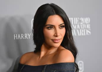 "Kim Kardashian ""Stressed Out"" About Kanye West Relationship"