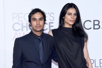 Kunal Nayyar and Neha Kapur's Love Story