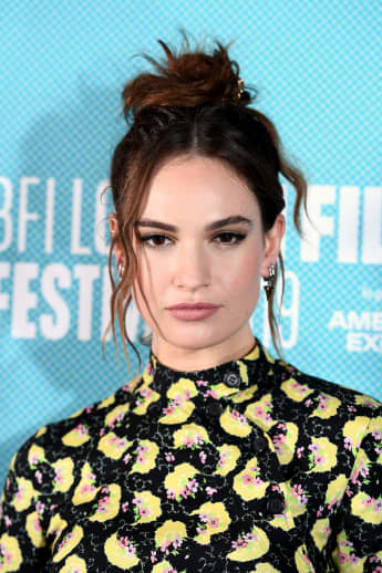 Lily James: Her Rise To Fame