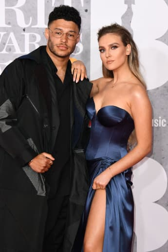 Little Mix Singer Perrie Edwards Is Pregnant With Her First Child!