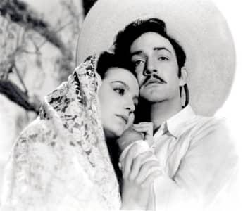 Jorge Negrete y María Félix
