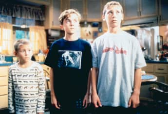 'MALCOLM IN THE MIDDLE', Erik Per Sullivan, Frankie Muniz, Justin Berfield, Temporada 1.