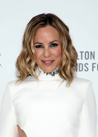 "Maria Bello leaves ""Nacy CIS"""