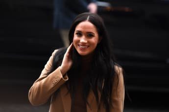 """Meghan Markle's First Christmas Gift For Prince William Was """"A Huge Hit"""""""